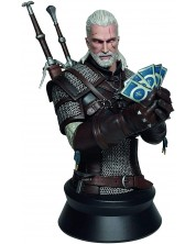 Бюст Dark Horse The Witcher 3: Wild Hunt - Geralt Playing Gwent