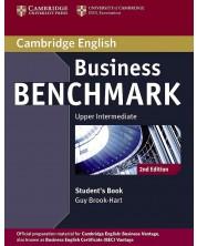 Business Benchmark Student's Book 2nd edition: Бизнес английски – ниво Upper-intermediate (учебник) -1