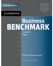 Business Benchmark Advanced Teacher's Resource Book -1