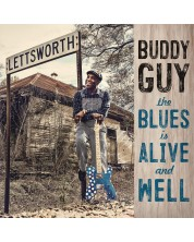 Buddy Guy - The Blues Is Alive And Well (Vinyl)
