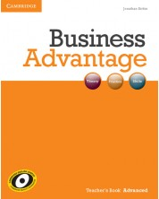 Business Advantage Advanced Teacher's Book -1