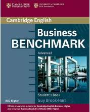 Business Benchmark Student's Book 2nd edition: Бизнес английски – ниво Advanced (учебник) -1