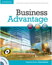 Business Advantage Intermediate Student's Book with DVD -1