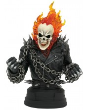 Бюст Gentle Giant Marvel Comic - Ghost Rider, 15 cm
