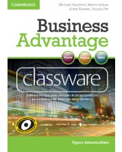 Business Advantage Upper-intermediate Classware DVD-ROM -1