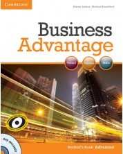 Business Advantage Advanced Student's Book with DVD -1