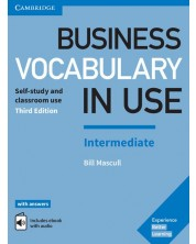 Business Vocabulary in Use: Intermediate Book with Answers and Enhanced ebook -1