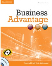 Business Advantage Advanced Personal Study Book with Audio CD -1