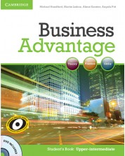Business Advantage Upper-intermediate Student's Book with DVD -1