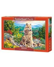 Пъзел Castorland от 1000 части - Ново поколение