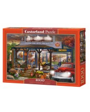 Пъзел Castorland от 1000 части - Общият магазин на Джеб -1