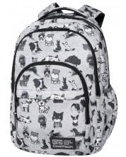 Ученическа раница Cool Pack Basic Plus - Doggies