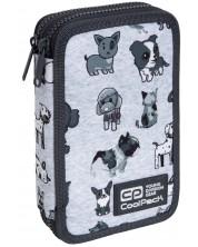 Несесер с ученически пособия Cool Pack Jumper 2 - Doggies -1
