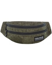Чанта за кръста Cool Pack Madison - Snow Olive Green