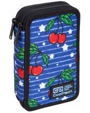 Несесер с ученически пособия Cool Pack Jumper 2 - Cherries -1