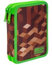 Несесер с ученически пособия Cool Pack Jumper XL - City Jungle -1