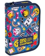 Ученически несесер Cool Pack Clipper - Emoji -1