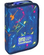 Ученически несесер Cool Pack Clipper - Splash -1