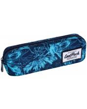 Правоъгълен ученически несесер Cool Pack Deck - Gillyflower, 1 отделение -1