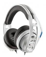 Гейминг слушалки Plantronics - RIG 400HS, бели
