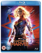 Captain Marvel (Blu-Ray) -1