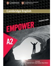 Cambridge English Empower Elementary Teacher's Book -1