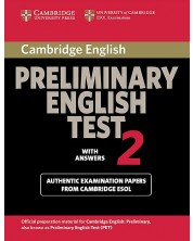 cambridge-preliminary-english-test-2-student-s-book-with-answers
