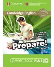Cambridge English Prepare! Level 7 Presentation Plus DVD-ROM -1