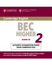Cambridge BEC Higher 2 Audio CD -1