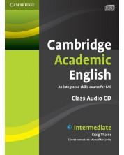 Cambridge Academic English B1+ Intermediate Class Audio CD -1