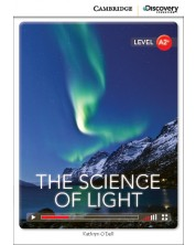 Cambridge Discovery Education Interactive Readers: The Science of Light - Level A2+ (Адаптирано издание: Английски)