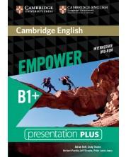 Cambridge English Empower Intermediate Presentation Plus (with Student's Book) -1