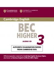Cambridge BEC Higher 3 Audio CD -1
