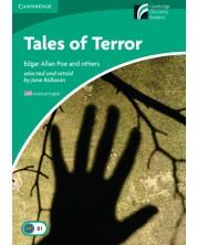 Cambridge Experience Readers: Tales of Terror Level 3 Lower-intermediate American English
