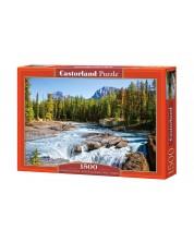 Пъзел Castorland от 1500 части - Река в Канада