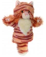 Кукла-ръкавица The Puppet Company - Котката Джинджър