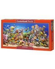 Пъзел Castorland от 4000 части - Живота в морето