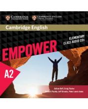 Cambridge English Empower Elementary Class Audio CDs (3) -1