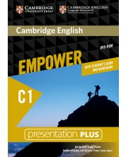 Cambridge English Empower Advanced Presentation Plus (with Student's Book and Workbook) -1