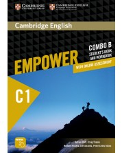 Cambridge English Empower Advanced Combo B with Online Assessment -1