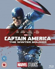 Captain America: The Winter Soldier (Blu-Ray) -1