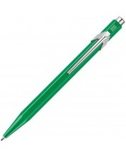 Автоматична химикалка Caran d'Ache 849 Pop Line Collection Metallic Green – Син -1