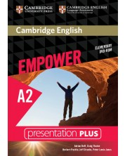 Cambridge English Empower Elementary Presentation Plus (with Student's Book) -1