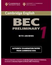 Cambridge BEC Preliminary 1 -1