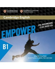 Cambridge English Empower Pre-intermediate Class Audio CDs (3) -1