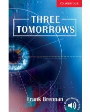 Cambridge English Readers: Three Tomorrows Level 1 Beginner/Elementary