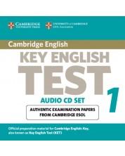 Cambridge Key English Test 1 Audio CD Set (2 CDs)