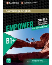 Cambridge English Empower Intermediate Combo B with Online Assessment -1