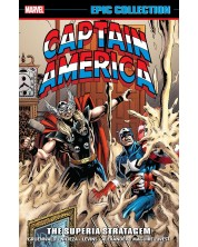 Captain America Epic Collection: The Superia Stratagem -1