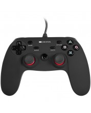 Контролер Canyon CND-GP5 with touchpad for PS4 - USB -1